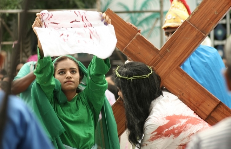 Christians Celebrate Good Friday